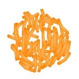 Clostridium difficile Flora patogena Il batterio causa le malattie intestinali Infographics Illustrazione di vettore Immagini Stock Libere da Diritti