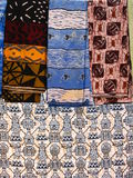 Cloth. African cloth royalty free stock photography