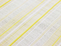 Cloth background Stock Image