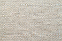 Cloth background of rough burlap weave. Beige cloth background of rough burlap weave Royalty Free Stock Photos