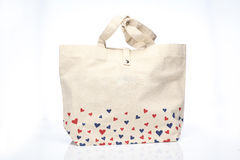 Cloth bag. Stock Photos
