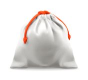 Cloth bag vector illustration Stock Photo