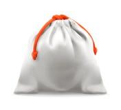 Cloth bag vector illustration Stock Photo