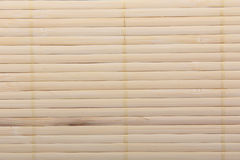 Cloth bamboo. Woven cloth made of cane and bamboo royalty free stock photo