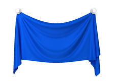 Cloth banner Royalty Free Stock Photography