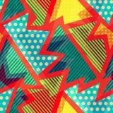 Cloth bright seamless pattern Royalty Free Stock Photo
