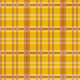 Cloth with brown pattern Royalty Free Stock Photos