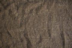 Cloth burlap texture Royalty Free Stock Image
