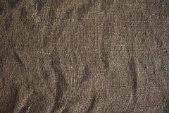 Cloth burlap texture Stock Photo