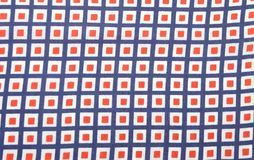Cloth with checks Stock Images