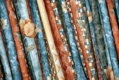 Cloth curtain Royalty Free Stock Image
