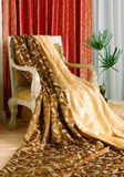 Cloth for curtain Royalty Free Stock Photo