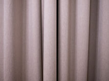 Cloth curtain. In pastel color Royalty Free Stock Photography