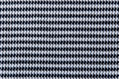 The cloth design is colour white and black Royalty Free Stock Image