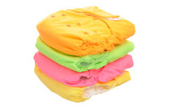 Cloth diaper royalty free stock image