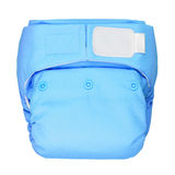 Cloth diaper Stock Image