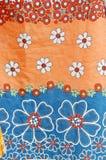 Cloth fabric background Stock Image