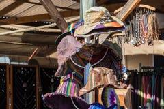 Cloth Fabric Hats  Stock Image