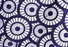Cloth fabric texture Royalty Free Stock Images