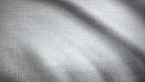Cloth flutters. Waves of canvas animation. Background of satin fabric. Fabric background animation fluttering in the stock photos