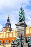 Cloth Hall in Cracow, Poland, Europe. Stock Image