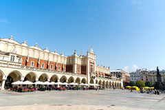 Cloth Hall in Krakow. Royalty Free Stock Images