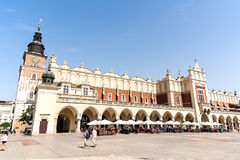 Cloth Hall in Krakow. Stock Image