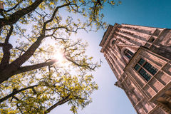 Cloth Hall tower. Krakow, Poland, Europe. Royalty Free Stock Photo