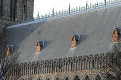 Cloth Hall in Ypres, Belgium Royalty Free Stock Photo