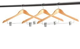 Cloth hanger Stock Image