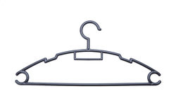 Cloth hanger Royalty Free Stock Images