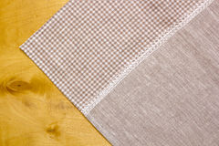 Cloth kitchen towel Royalty Free Stock Photography