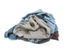 Cloth laundry Royalty Free Stock Photos