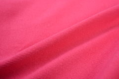 Cloth made by cotton fiber Stock Images
