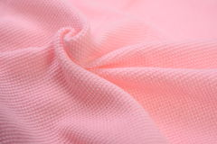 Cloth made by cotton fiber Stock Photography