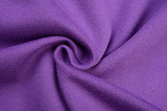 Cloth made by cotton fiber Stock Photo