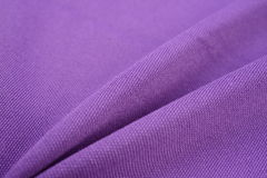Cloth made by cotton fiber Royalty Free Stock Photo