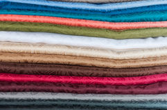 Cloth material Stock Image