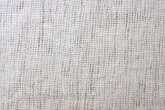 Cloth from materials of different tones, gauze Stock Photography