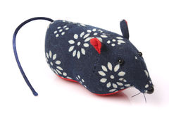 Cloth mice Royalty Free Stock Photo