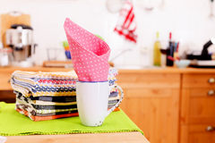 Сloth and a mug Royalty Free Stock Photo