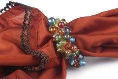 Cloth Napkin Royalty Free Stock Images