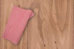 Cloth napkin Royalty Free Stock Image