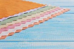 Cloth napkins Stock Photography
