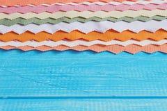 Cloth napkins Royalty Free Stock Photo