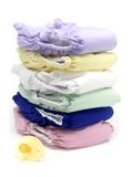 Cloth Nappies Stock Photo