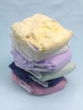 Cloth Nappies Stock Image