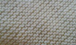 Cloth polar beige tissue texture details Stock Photos