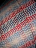 Cloth quality. How the quality of the cloth is being seen Royalty Free Stock Photography