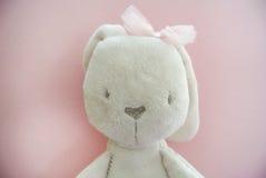 Cloth rabbit Royalty Free Stock Image